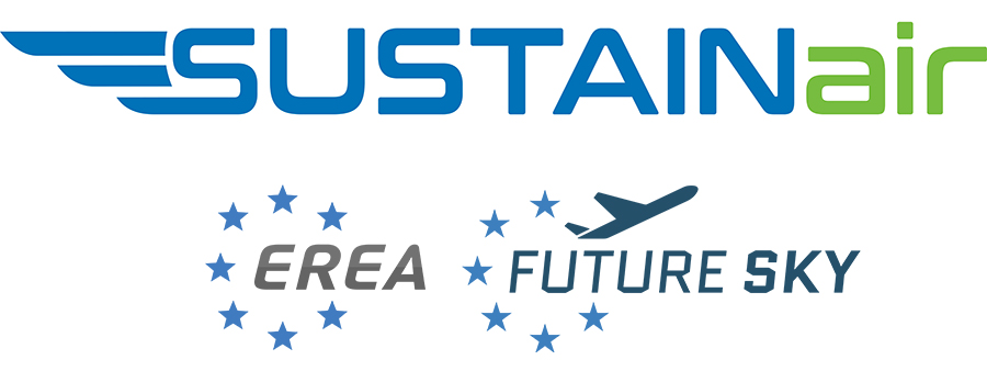 SUSTAINair project endorsed by EREA of FUTURESKY