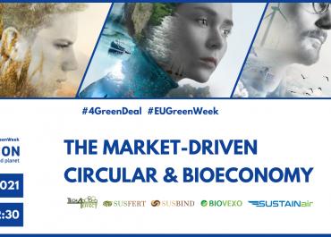 THE MARKET-DRIVEN CIRCULAR & BIOECONOMY @ EU Green Week Partner Event