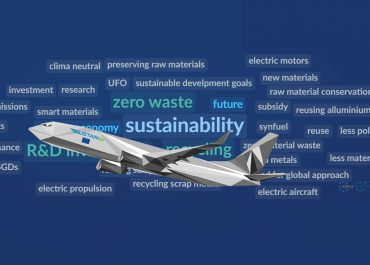 ´Sustainability´ leads poll for defining circular aviation