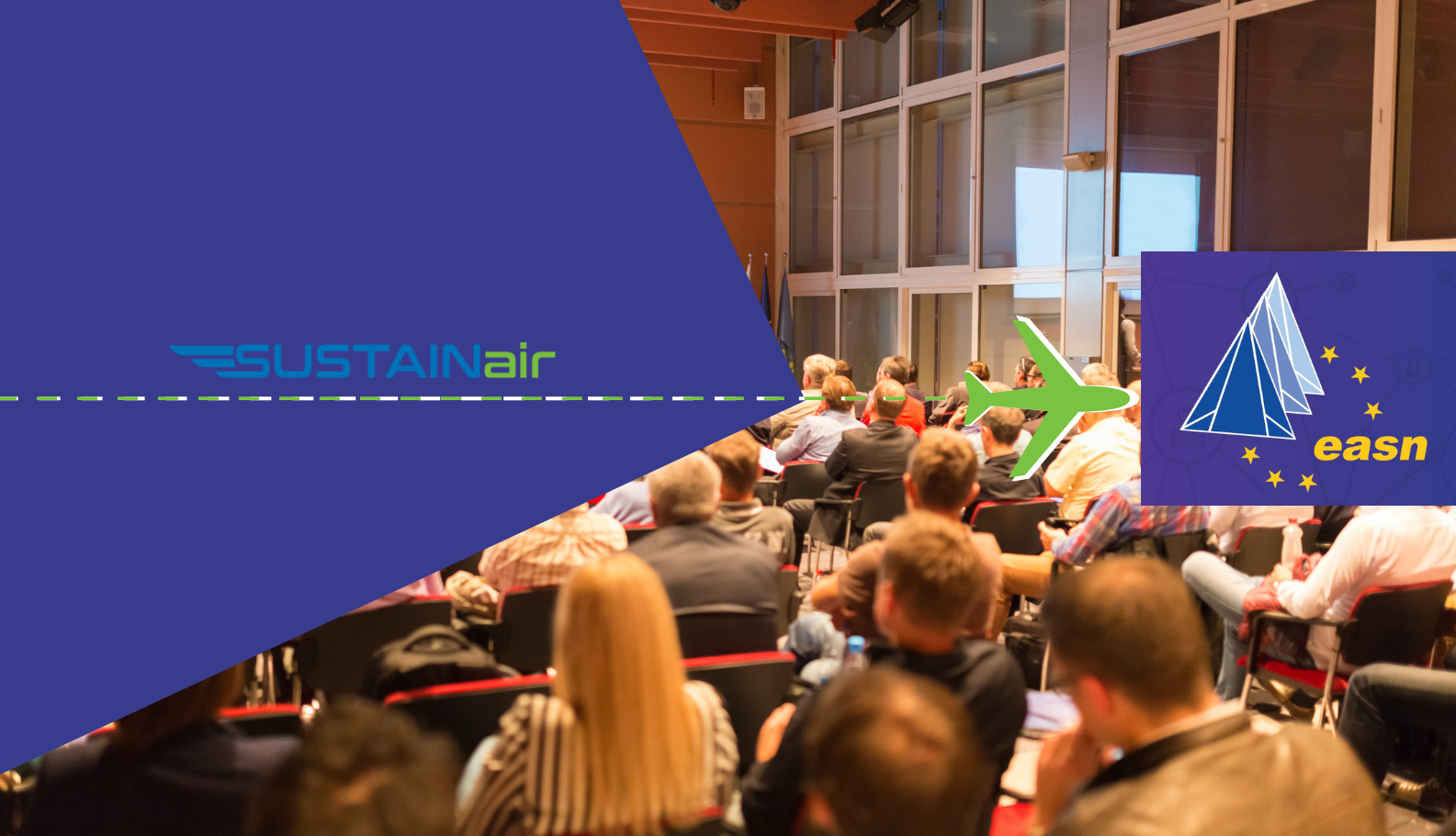 SUSTAINair at 11th EASN conference with Christoph Kralovec for intelligent aircraft