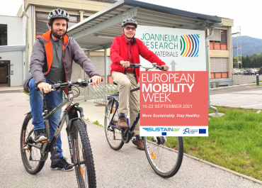 Sustainable daily commutes   European Mobility Week 2021