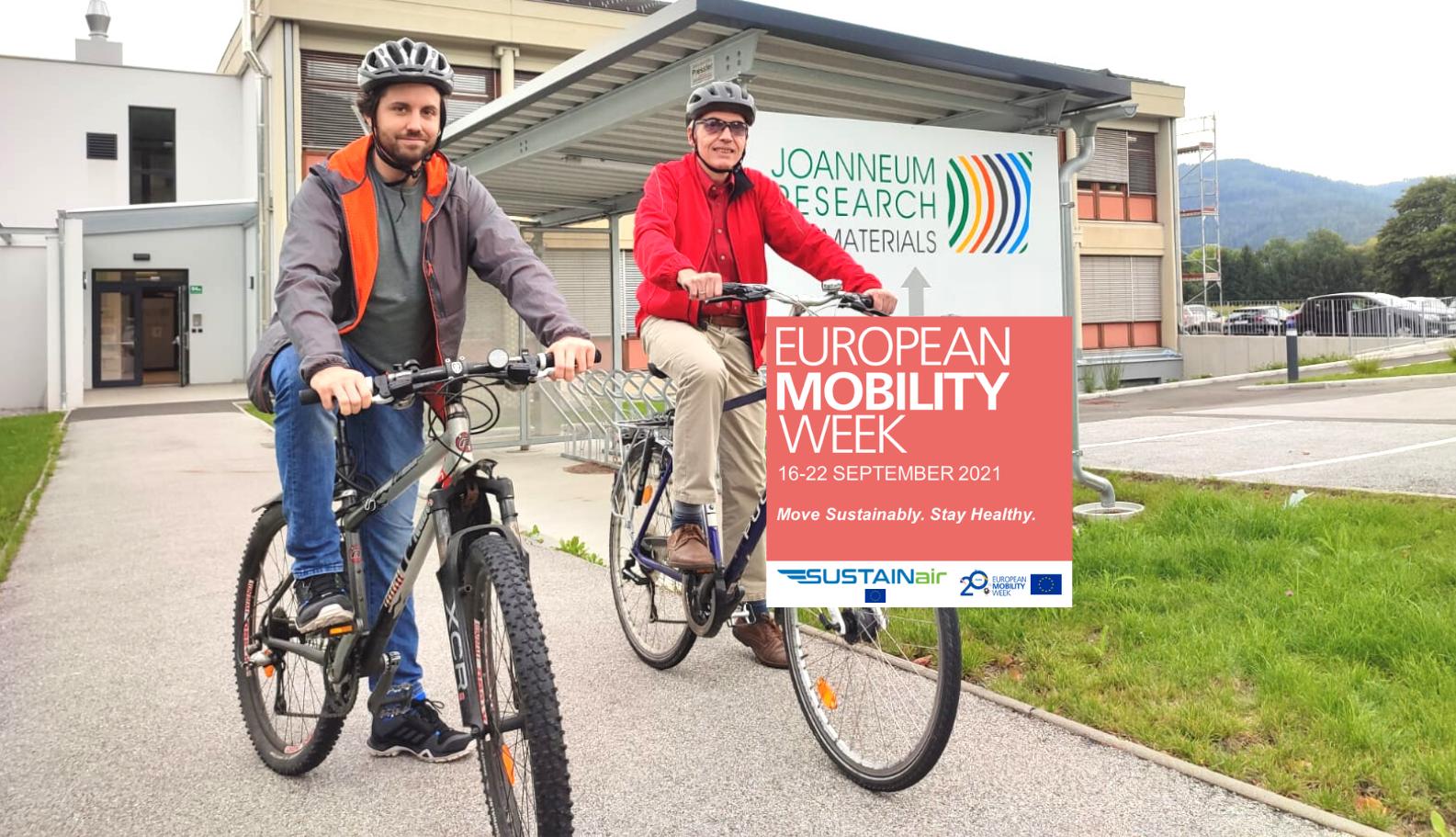 European Mobility Week 2021 JOANNEUM Research