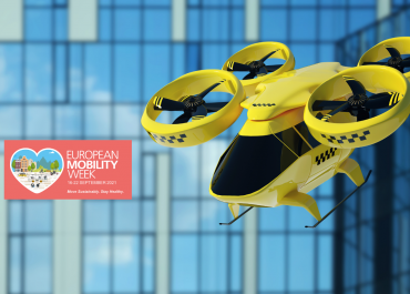 Sustainability of Urban Air Mobility ?   European Mobility Week 2021